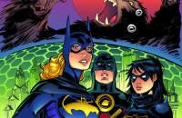 convergence batgirl issue 1