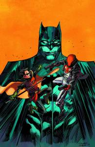 convergence batman issue 1