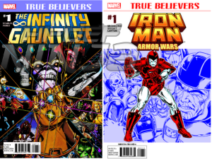 true believers covers