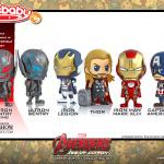 avengers AOU cosbaby set 05