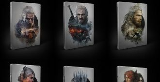 thewitchersteelbooks