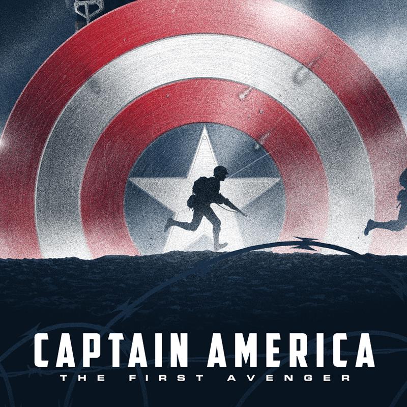 Captain America The First Avenger Detail 1