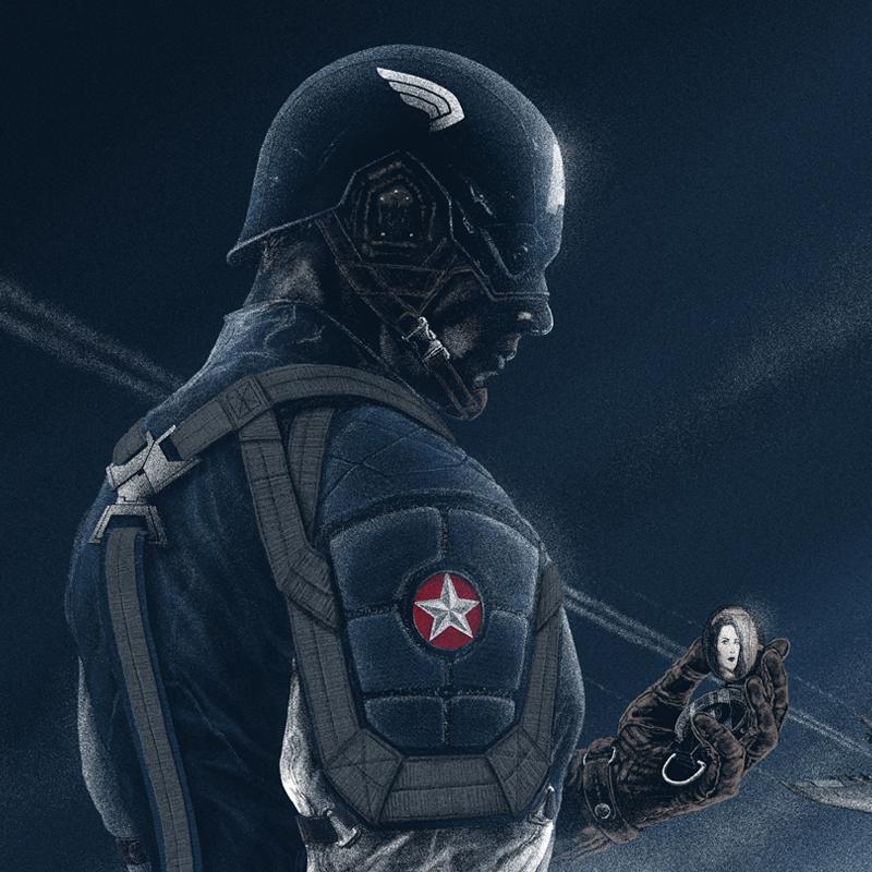 Captain America The First Avenger Detail 2