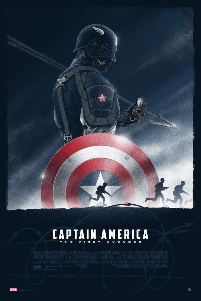 Captain America The First Avenger Full