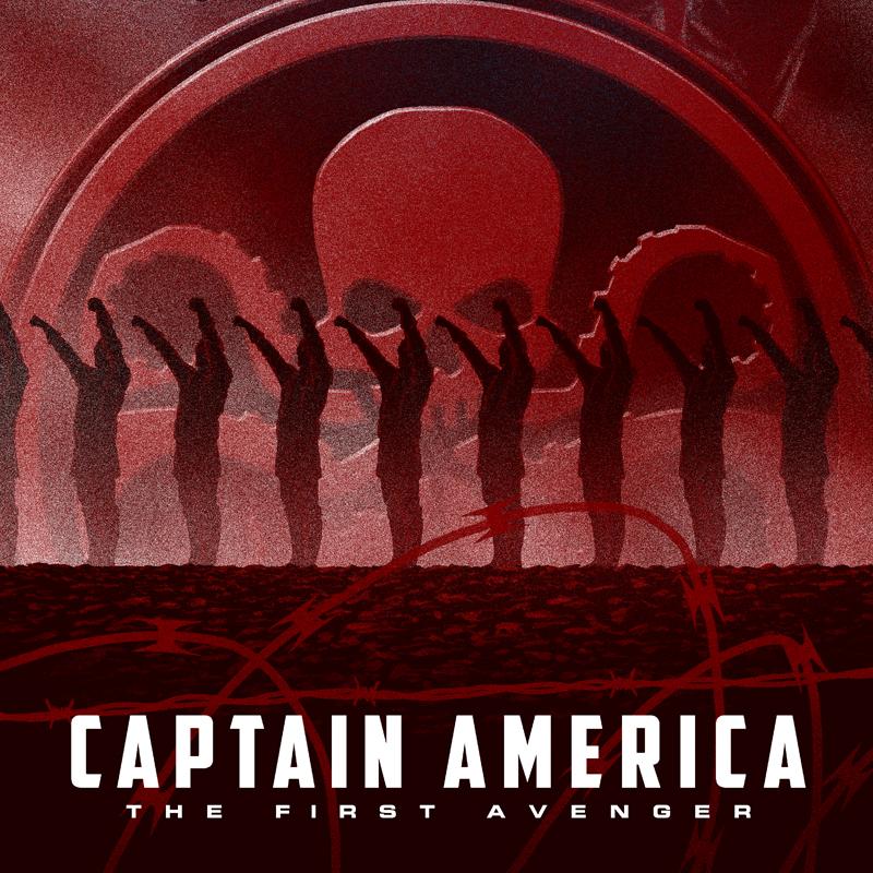 Captain America The First Avenger Red Skull Detail 1