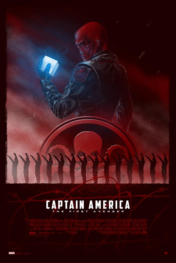 Captain America The First Avenger Red Skull Full