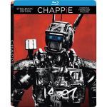 chappie steelbook cover