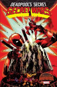 deadpools secret wars issue 1 cover