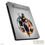 kingsman canada Steelbook front