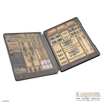 kingsman canada Steelbook inside