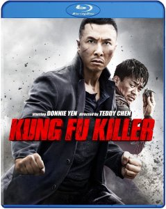 kung fu killer cover