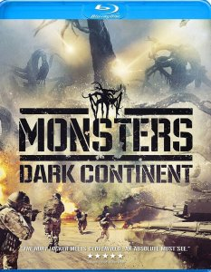 monsters dark continent cover