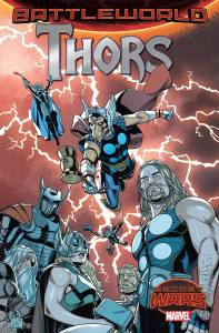 thors issue 1 cover