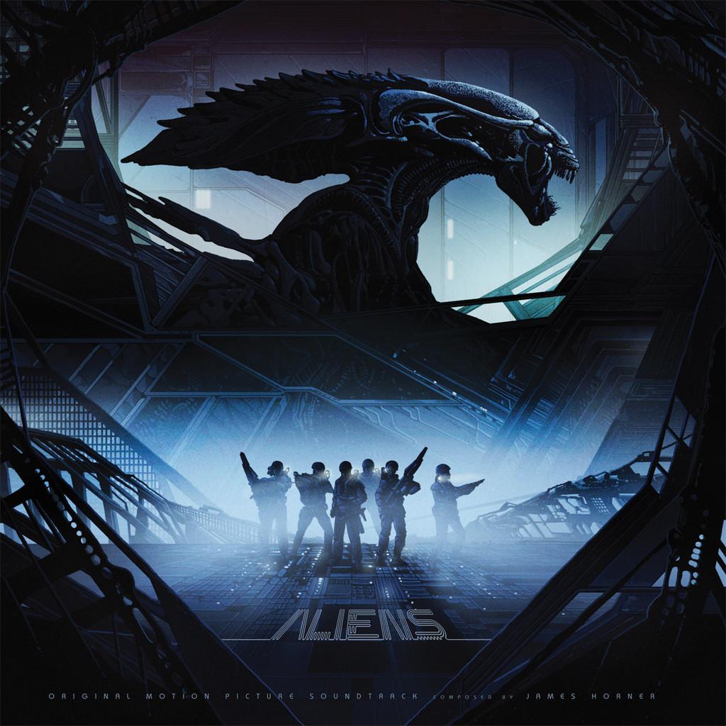 MONDO Aliens vinyl