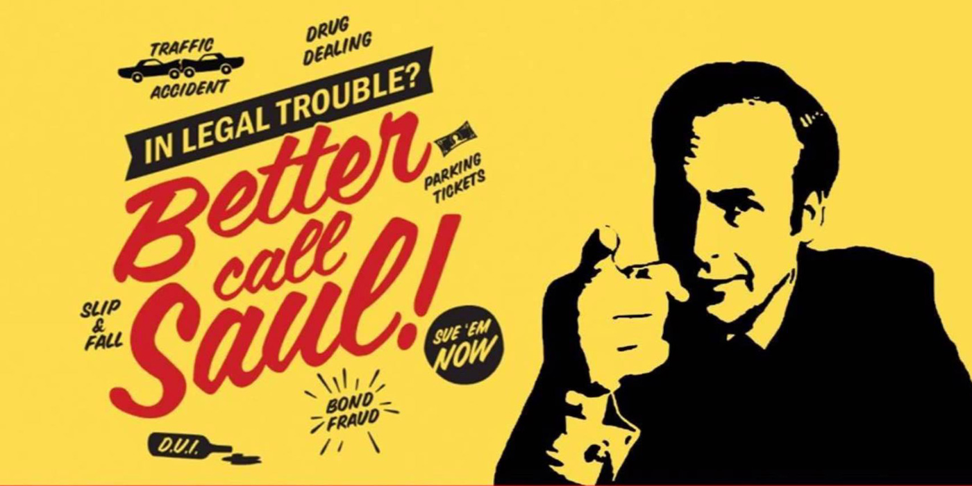 [UK] Create some artwork for a BETTER CALL SAUL Blu-ray ...