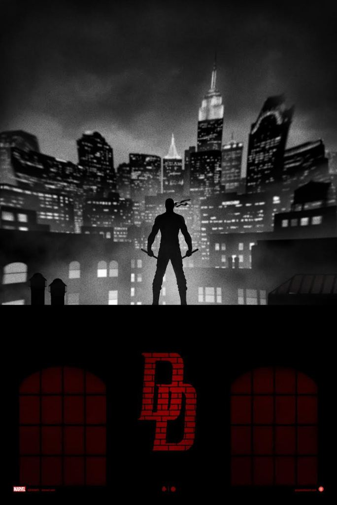 Marvel Knights Presents DareDevil var ad