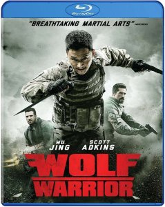 wolf warrior cover