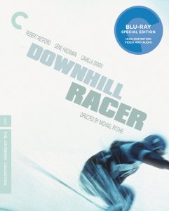 downhill racer cover