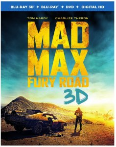 mad max fury road 3d cover