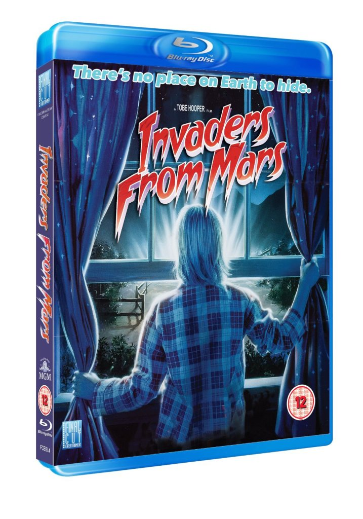 Invaders from Mars UK BD