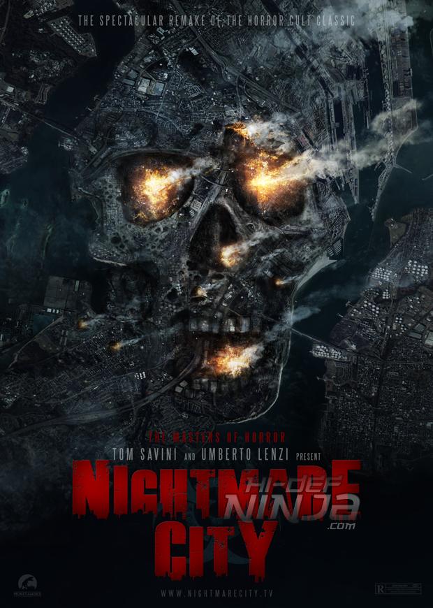 Nightmare City poster