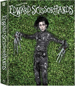 edward scissorhands 25th anniversary cover