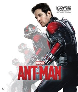 ant man 2d cover