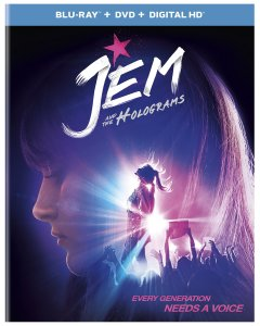 jem and holograms cover