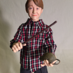 star ace-harry potter-ron-figure review-79