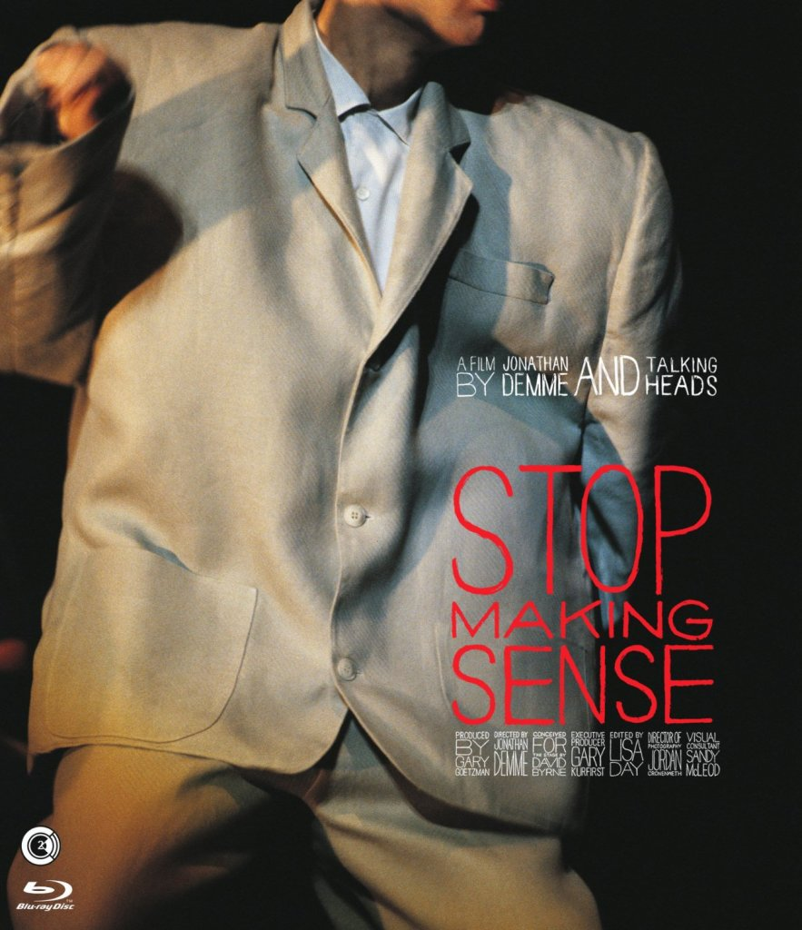 stop making sense cover
