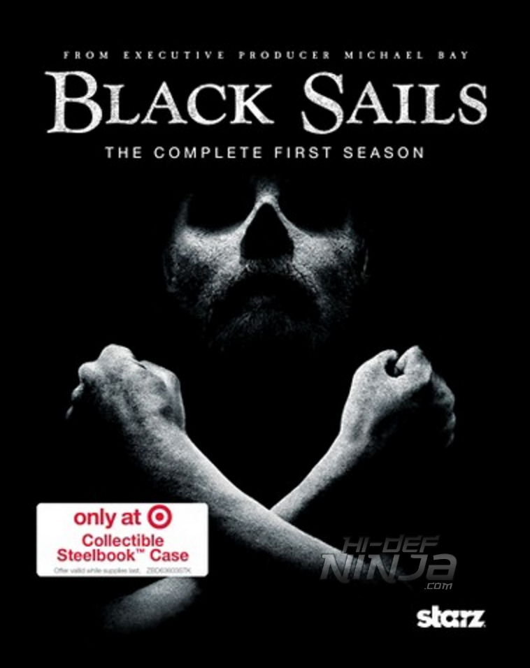 Black Sails 1 SteelBook