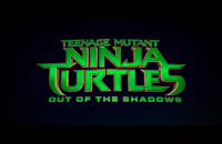 TMNT 2 out of the shadows logo