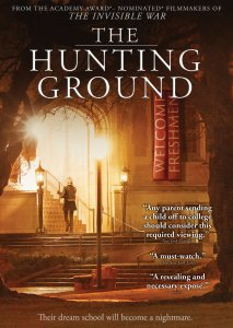 the hunting ground dvd cover
