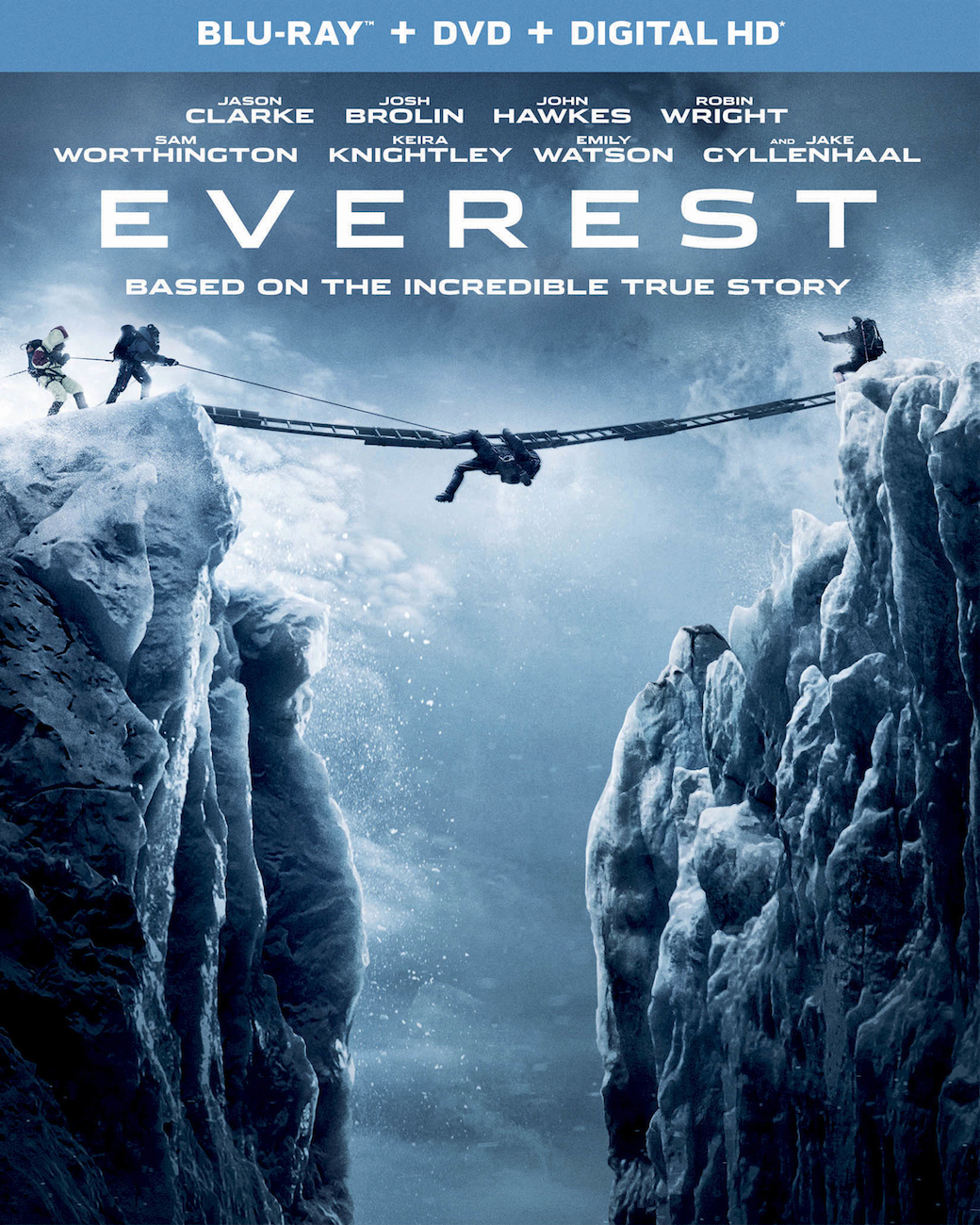 Everest Blu-ray Box Art