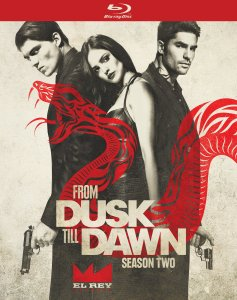 From Dusk Till Dawn- Complete Season 2 cover