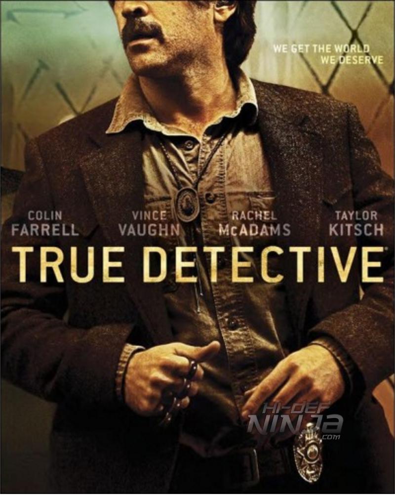 True Detective Farrell slip