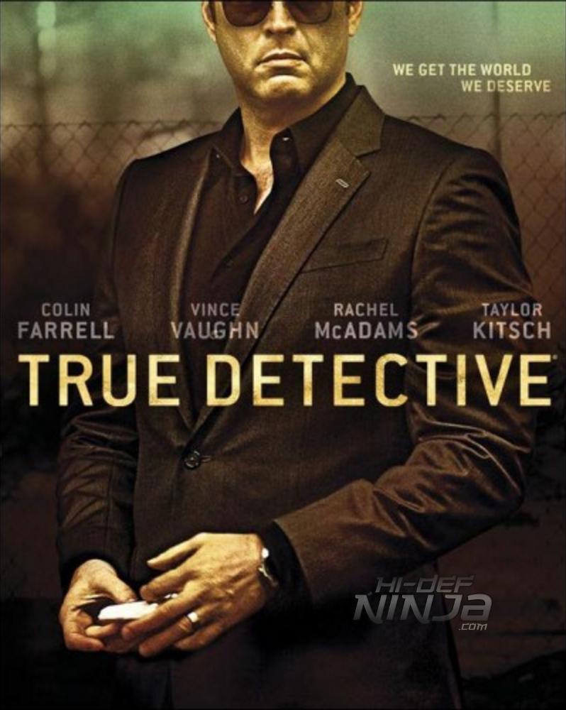 True Detective Vaughn slip