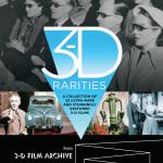 3-D RARITIES Blu-ray
