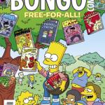 BONGO COMICS FREE-FOR-ALL FCBD 2016 EDITION