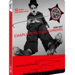 CHAPLIN'S MUTUAL COMEDIES Blu-ray SteelBook