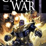 CIVIL WAR II #1 FCBD 2016 EDITION
