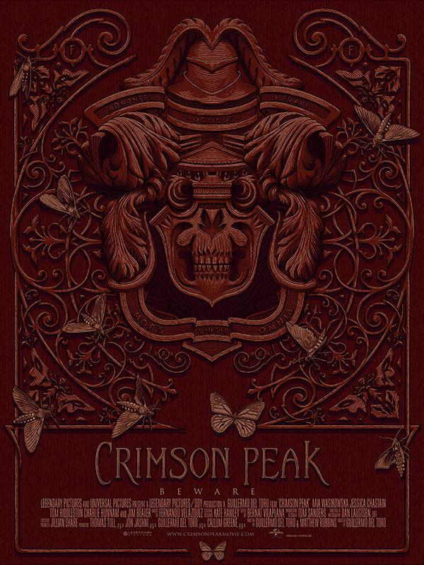 Crimson Peak print