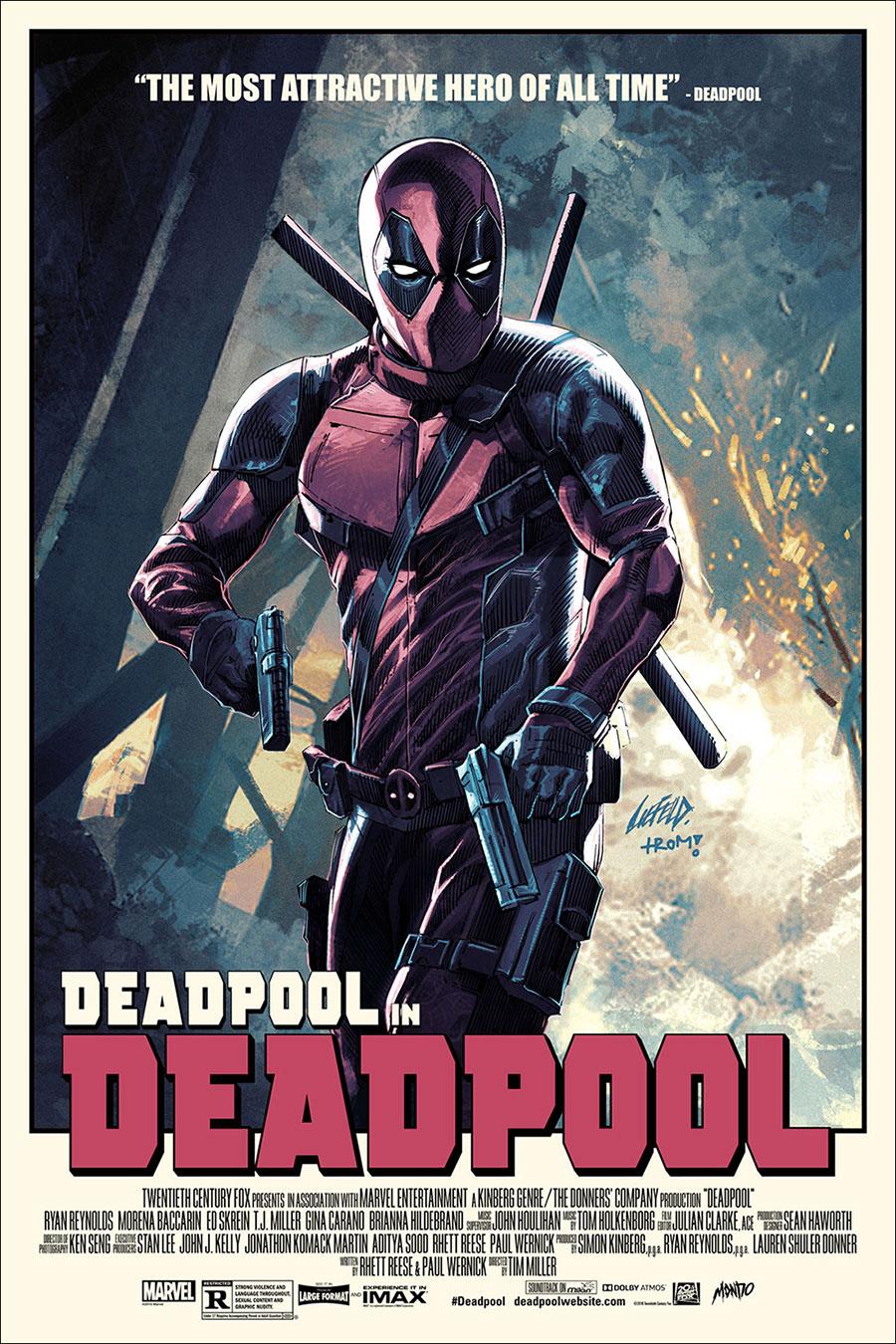Deadpool variant