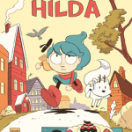 HILDA AND THE STONE FOREST FCBD 2016 EDITION