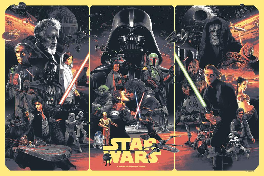 Star Wars by Gabz