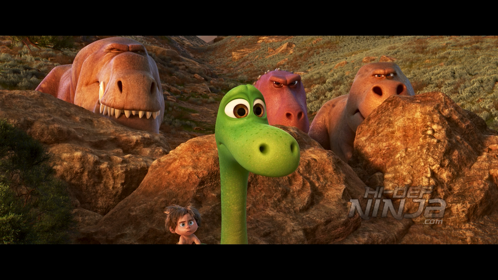 the good dinosaur-bluray review-10