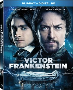 victor frankenstein cover