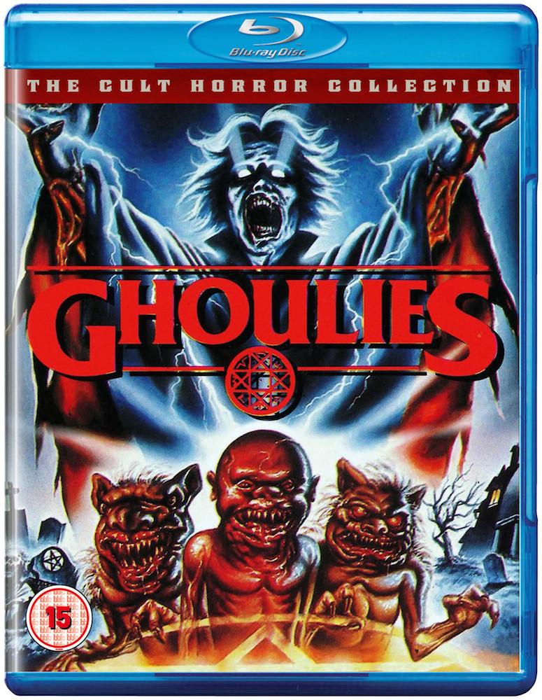 Ghoulies Blu-ray