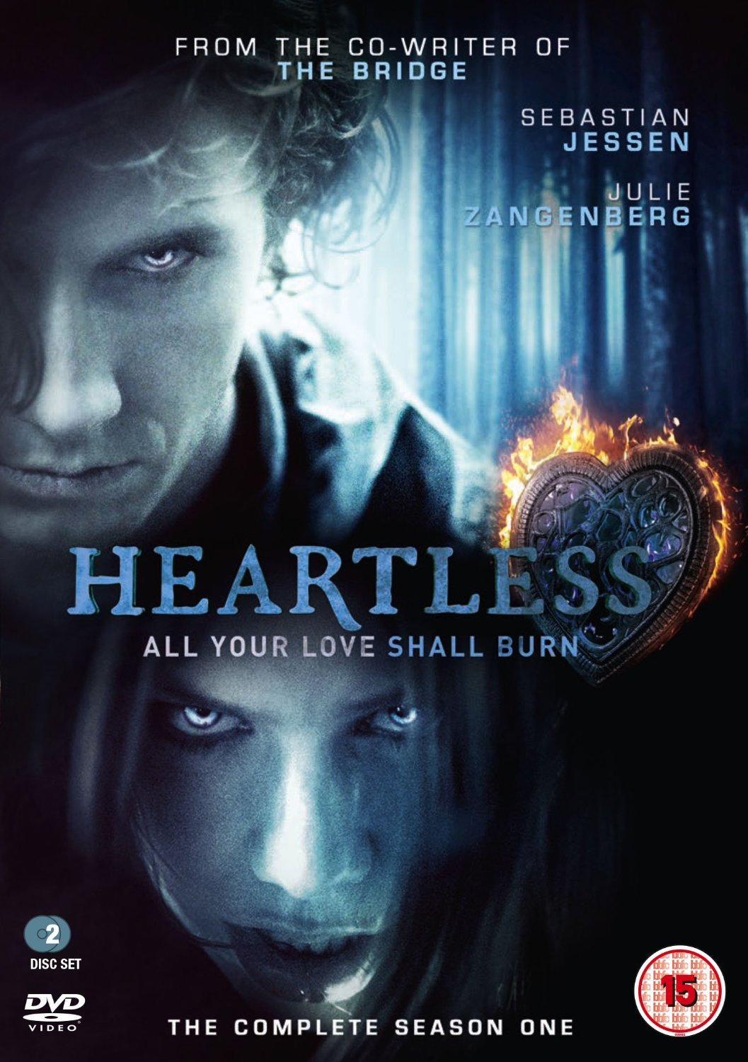 Heartless DVD cover