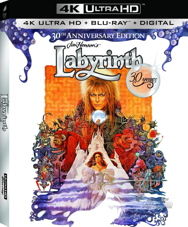 Labyrinth 4K